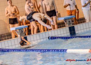 Odbyły się Mistrzostwa Powiatu Szczecineckiego w Pływaniu Drużynowym