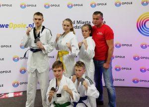 Sukcesy KSW Szczecinek w Opolu