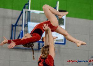 AKS Darzbór zorganizował Festiwal Sportów Gimnastycznych
