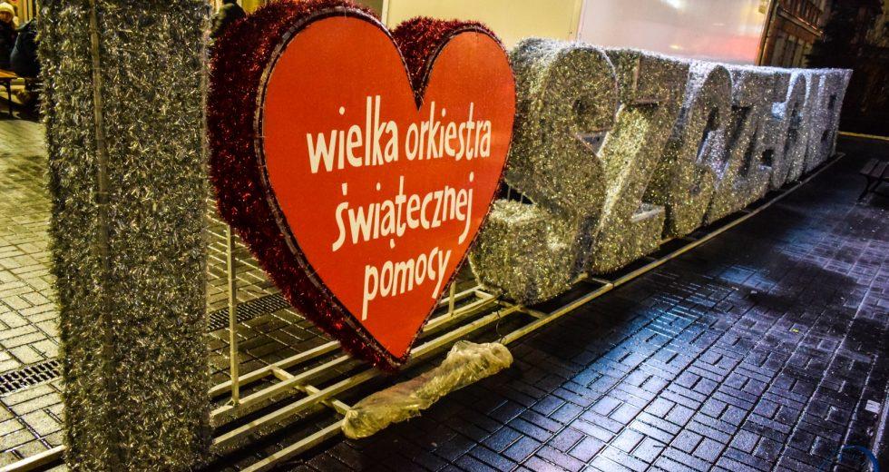 27.Finał Wielkiej Orkiestry Świątecznej Pomocy w Szczecinku