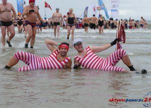 W weekend odbył się kołobrzeski VII Światowy Festiwal Morsowania