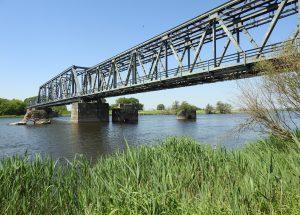 Most w Siekerkach atrakcją na mapie tras rowerowych