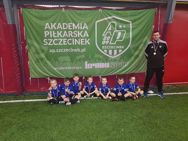 Młodzi piłkarze zagrali w Juve Cup Bydgoszcz