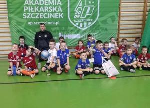 Turniej o Puchar Wójta w Zakrzewie – zagrał rocznik 2012 Akademii Piłkarskiej Szczecinek