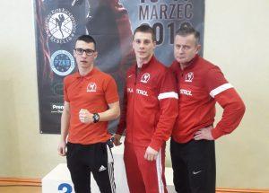Sukcesy fighterów ze Szczecinka na Mistrzostwach Polski Seniorów w Kickboxingu