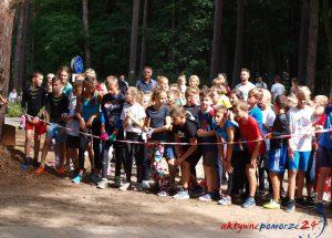 Zaproszenie do Trzcianki na Bieg Szczeniaka – tor z przeszkodami dla młodych wilków