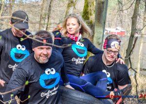 Miłośnicy wyzwań rywalizowali w I przeszkodowym biegu drużynowym EndorfinyRUN