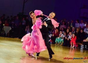 Zakończył się XX Ogólnopolski Turniej Tańca Towarzyskiego.
