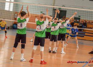 Zakończyły się ćwiećfinały Mistrzostw Polski Młodzika w siatkówce