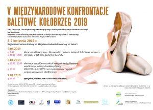 W Kołobrzegu odbędą się Międzynarodowe Konfrontacje Baletowe oraz Gala Gwiazd Baletu