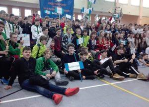 Młodzicy Gryfa uczestniczyli w XXI Międzynarodowym Maratonie Piłki Siatkowej w Łebie