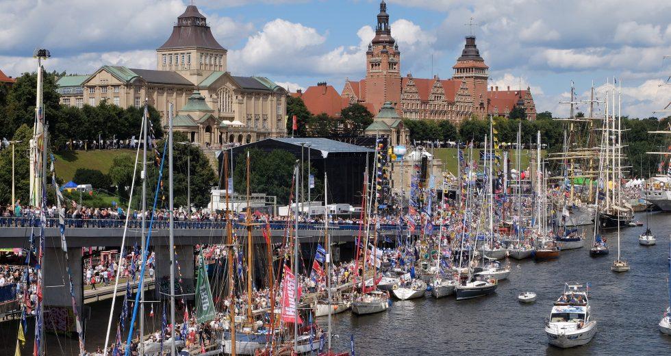 Zaproszenie na Dni Morza Sail Szczecin 2019