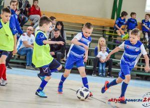 W Czaplinku odbył się Halowy Turniej Piłki Nożnej Dla Dzieci