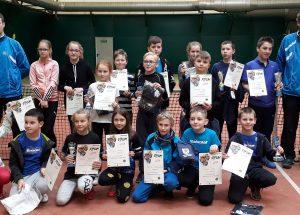 W Szczecinku rozegrano wiosenny turniej tenisowy