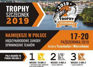 Już 6 kwietnia ruszają zapisy na kolejną edycję jednych z największych zawodów wędkarskich w Polsce –Trophy Szczecinek 2019.