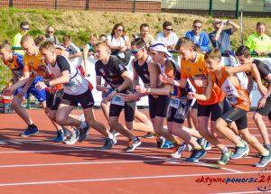 W Szczecinku odbyły się Mistrzostwa Polski w Aquathlonie