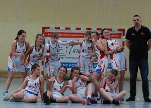 Młodziczki GROMu Turowo na finiszu ligi