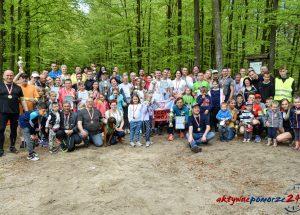 W Tychowie na sportowo – odbył się III Tychowski Bieg na 5 i 10 km