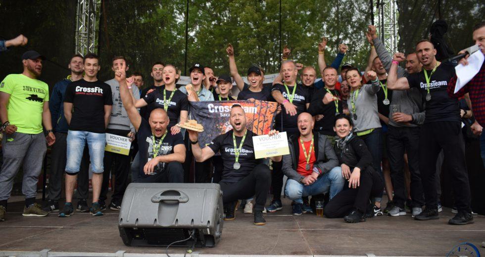 Prawie 700 zawodników wystartowało w ekstremalnym biegu z przeszkodami w Zdbicach k/Wałcza