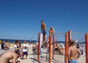 Siła wbrew grawitacji, czyli Street Workout No Gravity 4 w Kołobrzegu