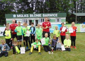 W Barwicach odbył się Goalkeeper Challenge, czyli Bitwa Bramkarzy.