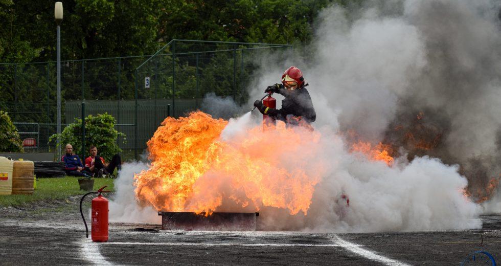 Strażacy ze Szczecina zwyciężyli w XVI Mistrzostwach Województwa Zachodniopomorskiego w Sporcie Pożarniczym 2019