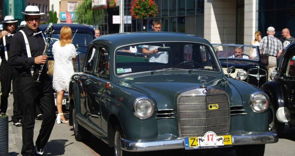 Dawne auta znów pojadą ulicami miasta, a mieszkańcy będą bić rekord Polski