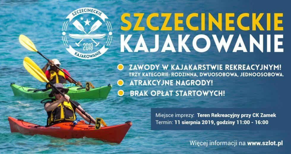 W Szczecinku 11 sierpnia odbędą się Zawody w Kajakarstwie Rekreacyjnym