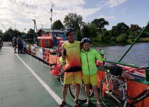 """""""Niesiemy pomoc Nadii"""" – charytatywna wyprawa rowerem dookoła Polski."""