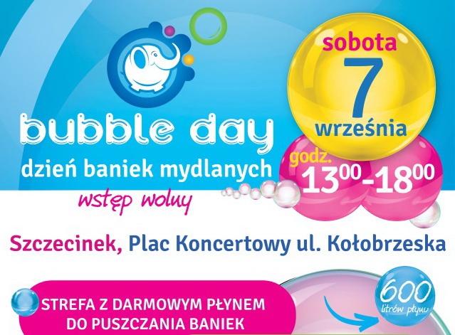 BUBBLE DAY w Szczecinku!