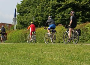 Dalsza rozbudowa sieci tras dla cyklistów w Goleniowie.