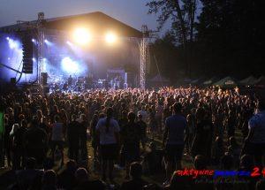 Głośne, metalowe dźwięki muzyki nad jeziorem i tłumy fanów. To był wyjątkowy Festiwal Materiafest 2019.