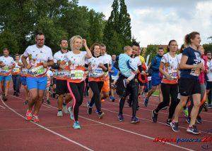 W Koszalinie 500 zawodników rywalizowało w ramach 5. PKO Biegu Charytatywnego