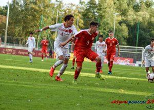 Polska reprezentacja U16 wygrywa dwumecz z Turcją.