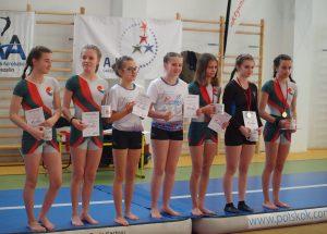 AcroBaltic 2020 Kołobrzeg. Akrobaci rywalizowali w skokach na ścieżce i trampolinie.