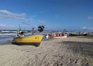 Zakaz połowu dorszy uderzył w armatorów łodzi turystycznych.