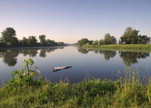 Wypięknieją tereny nad rzeką Łarpia. Unijne fundusze dla Gminy Police