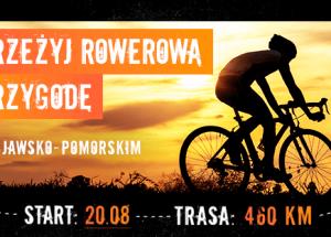 Ultramaraton rowerowy po województwie kujawsko-pomorskim. Robinsonada startuje 20 sierpnia