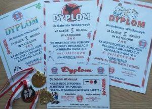 W Darłowie odbyły się Mistrzostwa Pomorza Polskiej Organizacji Ashihara Karate
