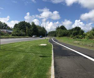 odcinek ściezki rowerowej (1)