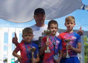 W Trzciance zawodnicy rywalizowali w biegach przeszkodowych – Wolfrace 2020