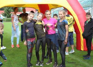 W Szczecinku odbyły się zawody w biegach przeszkodowych Active Challenge Kids 2020