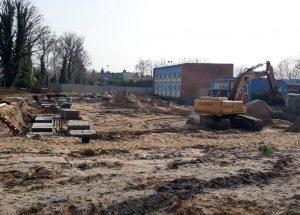 W Kołobrzegu powstaje nowa sala gimnastyczna
